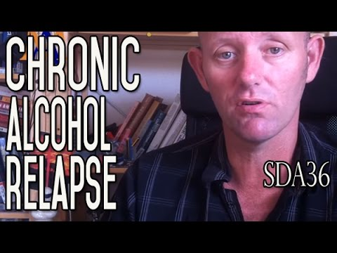 Alcoholic Relapse - How to Deal With Alcoholic Relapse - SDA36