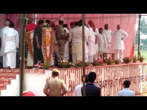 Senior wrestling at Nandini Nagar gonda(3)