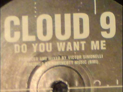Do You Want Me - Cloud 9 - Victor Simonelli Original Mix - Locked On