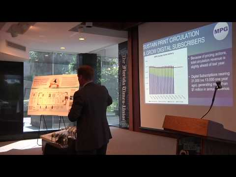 State of Morris Communications 8/10/15: Part 2