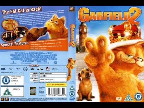 dvd garfield2