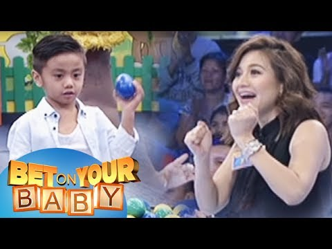Bet On Your Baby: Baby Dome Challenge With Daddy Rich And Baby Toby