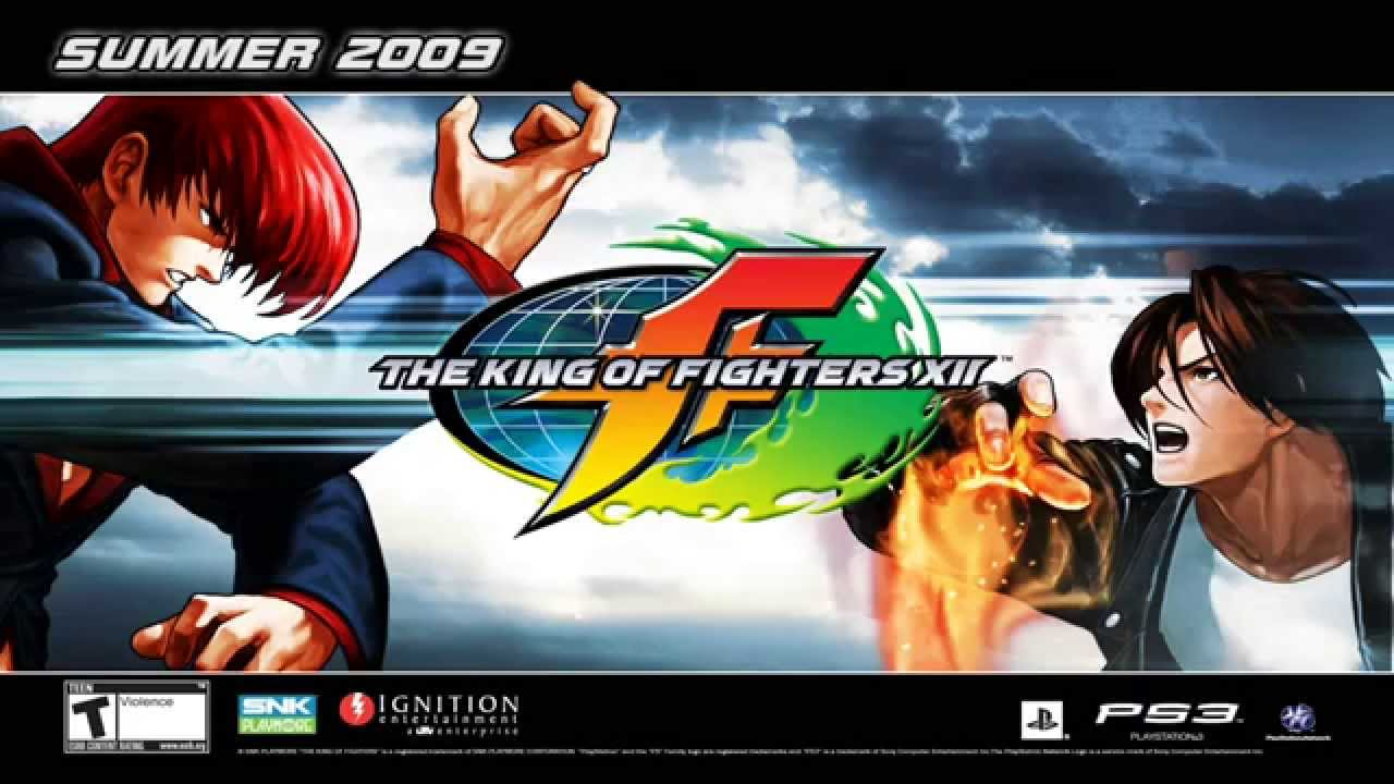 The King Of Fighters Xii Trailer Youtube