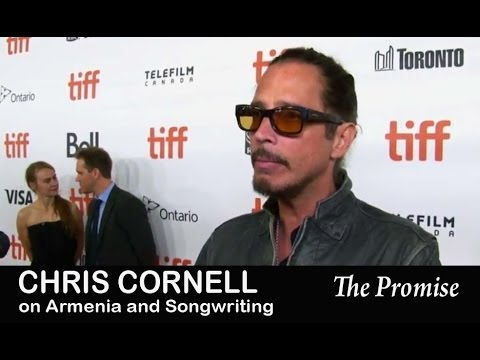 The Promise Movie: Chris Cornell Sgwriter Interview  TIFF 2016