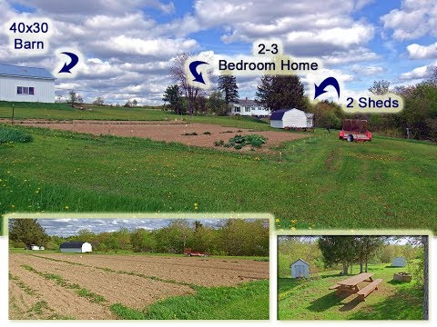 192 Route 212 Merrill Maine Home, Land, Big Barn For Sale ...