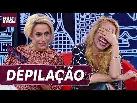 Humor Multishow: Joelma revela a Ana Maria Bela a melhor DEPILAÇÃO 1