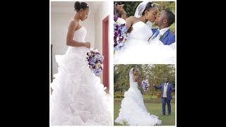 Best African Wedding | Best Entrance will make you Cry and Laugh - Hermina & Vern Tandia
