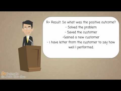 Interview Skills - How to manage a difficult customer - Sample answer