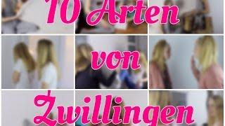 10 Arten von Zwillingen I Finja and Svea