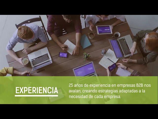 Agencia de Marketing Industrial en Internet - Sáviat
