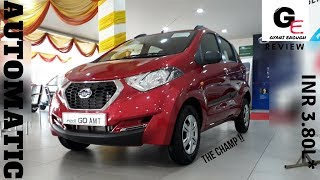datsun redi go 1.0L automatic 2018 edition | detailed review | interiors & exteriors !!!!