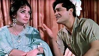Joy Mukherjee flirts with Saira Banu  Yeh Zindagi Kitni Haseen Hai  Bollywood Scene 210