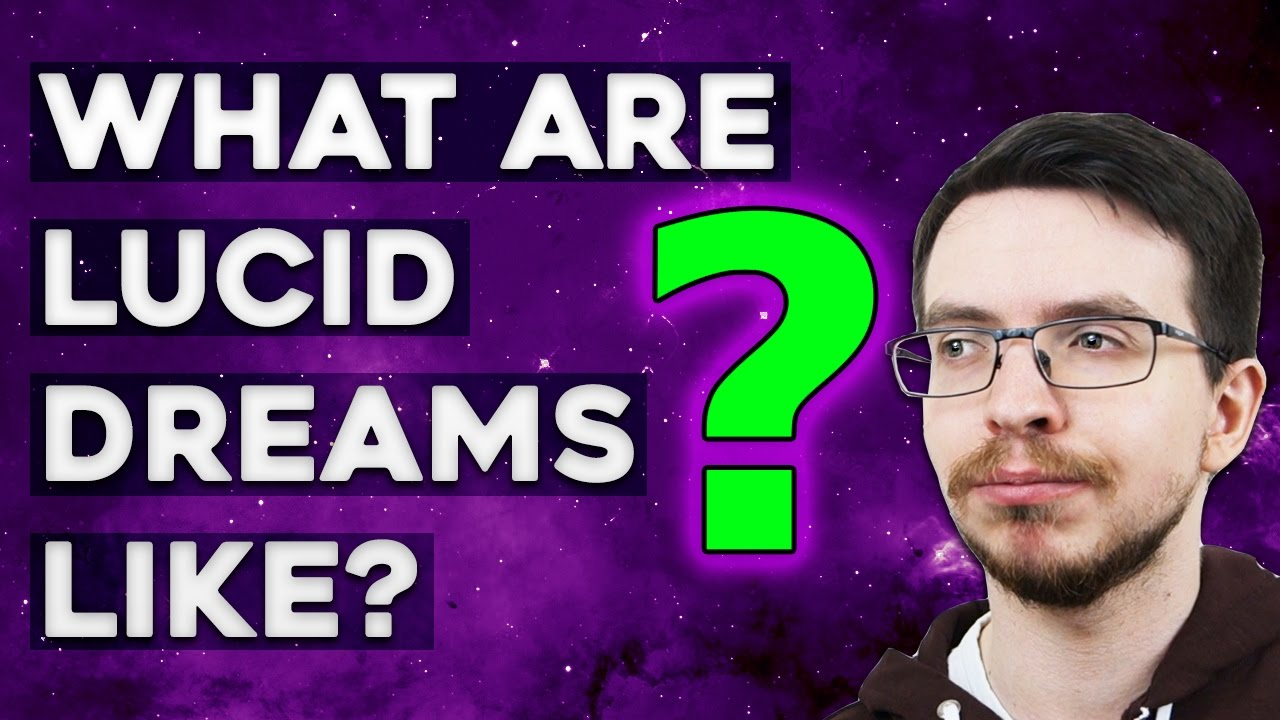 What does lucid dreaming feel like