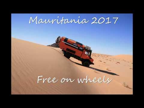 Africa Tour - Mauritania 2017 / UNIMOG