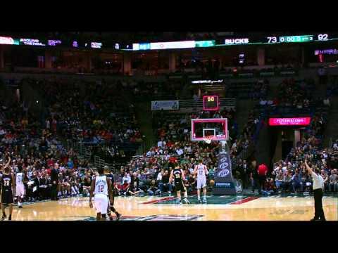 Brandon Jennings Full Highlights Bucks vs Bulls (2018.03.23) - 16 Points, 5 Ast off the Benchиз YouTube · Длительность: 2 мин35 с