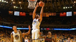 James Michael McAdoo's Best From 2016-17