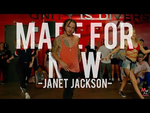Janet Jackson x Daddy Yankee - Made For Now  | Hamilton Evans Choreography