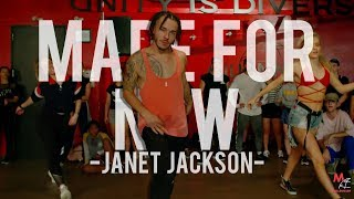 Janet Jackson X Daddy Yankee - Made For Now  Hamilton Evans Choreography