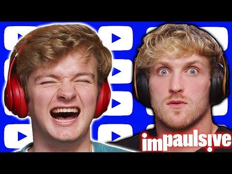 TommyInnit Explains Minecraft To Logan Paul - IMPAULSIVE EP. 292