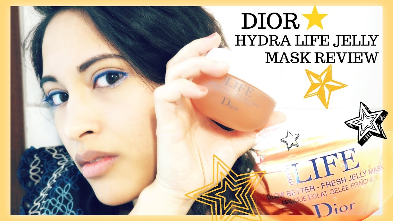 Hydra Life Glow Better Fresh Jelly Mask by Dior #13