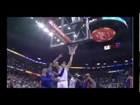 NBA CIRCLE - Detroit Pistons Vs Memphis Grizzlies Highlights 1 November 2013 www.nbacircle.com