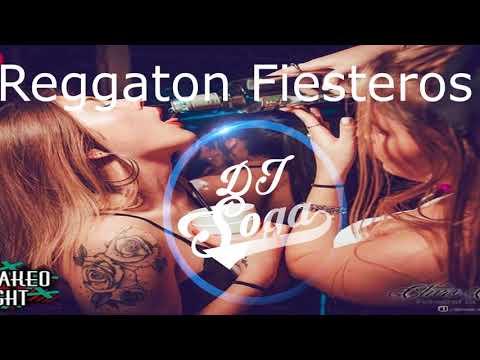 Reggaeton Fiesteros - Enganchado - DJ ALEX ✘ DJ SOGA