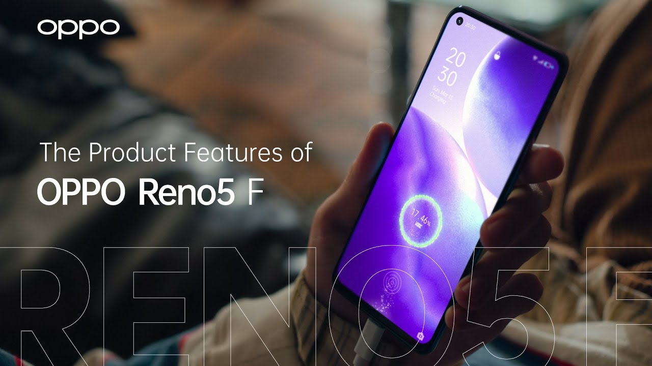 OPPO Reno5 F | Product Features