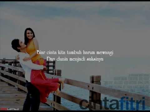 Cinta Kita  ost Cinta Fitri with lyrics