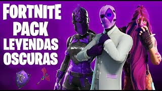 COLLECT your PACK DARK LAWS in Fortnite!