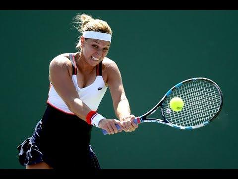 2017 Western & Southern Open First Round | Ana Konjuh vs Dominika Cibulkova | WTA Highlights