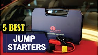 5 Best Jump Starters 2018 | Best Jump Starters Reviews | Top 5 Jump Starters
