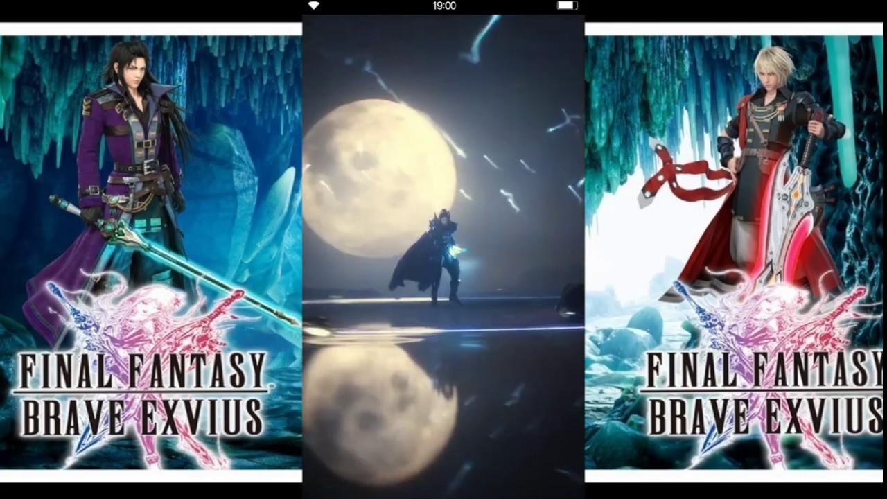 FFBE - CG Limit Burst - Elena - YouTube