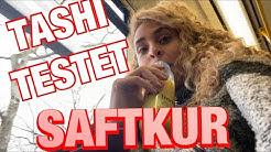 TASHI TESTET | Ich mache eine Saftkur | Natasha Kimberly