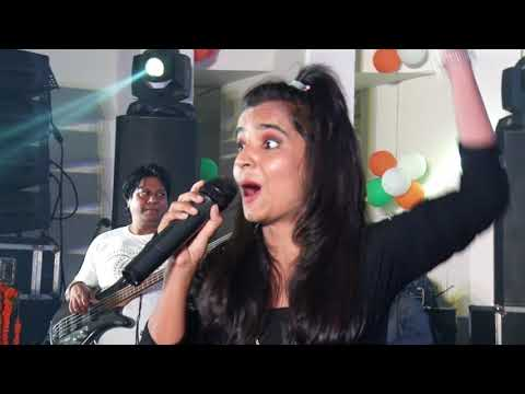 Sanjana Bhola  LIVE  The Voice India