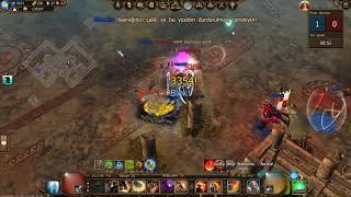 Drakensang Online KaraPanter - Capture The Flag - 4 vs 1