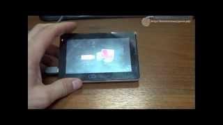 видео X13-12056 Навигатор Прошивка
