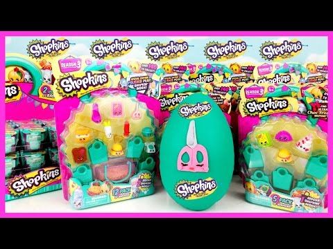 Toy Hunt With Mommy And Daddy For Shopkins Season 2 Amp 3