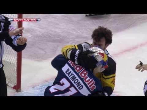 Erste Bank Eishockey Liga 16/17, 6. Platzierungsrunde: Vienna Capitals - EC Red Bull Salzburg