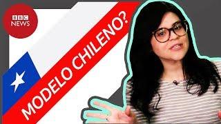 Lições do Chile a Bolsonaro incluem economia estável e previdência em xeque