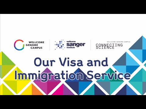 Sanger Institute - Our Visa and Immigration Service