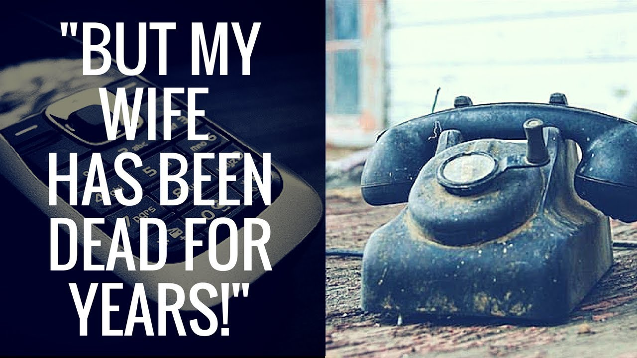 "8 True Stories of Phone Calls from the ""OTHER SIDE"" - True Stories!"