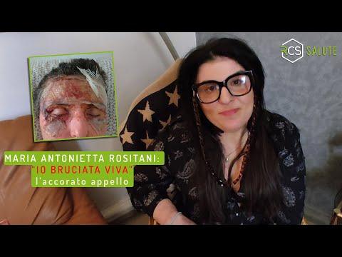 "L'accorato appello di Maria Antonietta: ""io bruciata viva"""