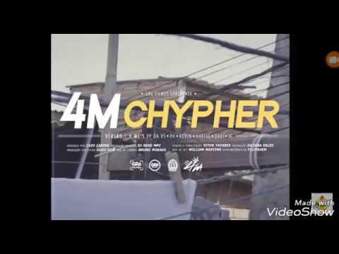CYPHER 4M - MC PP da VS, MC PH, MC Kevin, MC Hariel, MC Davi e MC IG(Download)