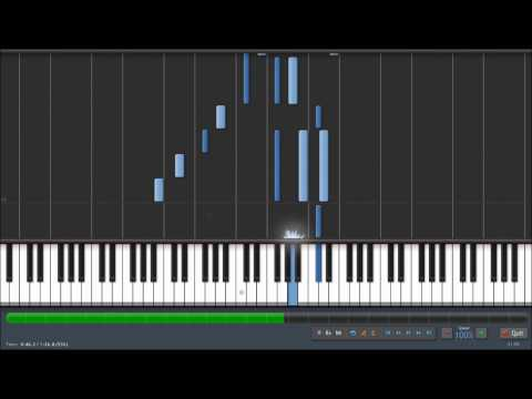 Minecraft: Music piano - Synthesia