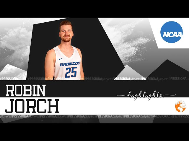 Robin Smooth Jorch Highlights 2019-20 NCAA DI Boise State