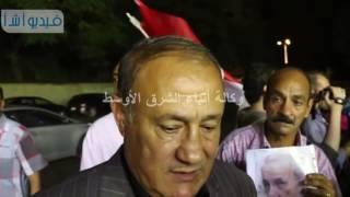 """بالفيديو:علاء مقلد  مدير نادي الزمالك """"الكرة المصرية فقدت رمزا لها"""""""