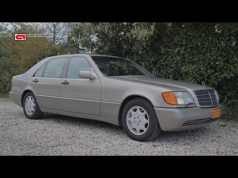 My car: Mercedes-Benz S600L