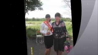 Последний звонок в школе у Маши (ролик 1)