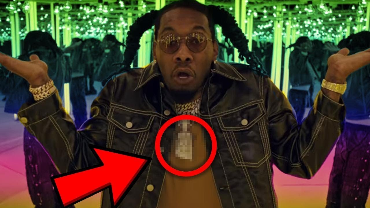 """This Is Why Offset Got Cardi B Tattooed On His Neck: 5 Things You Missed In """"Offset"""
