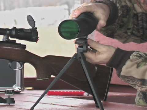 Vanguard 15-60x60mm Waterproof Spotting Scope
